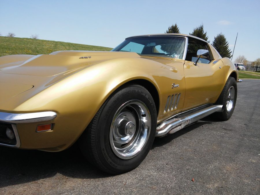 1969 CHEVY CORVETTE  194379S727377