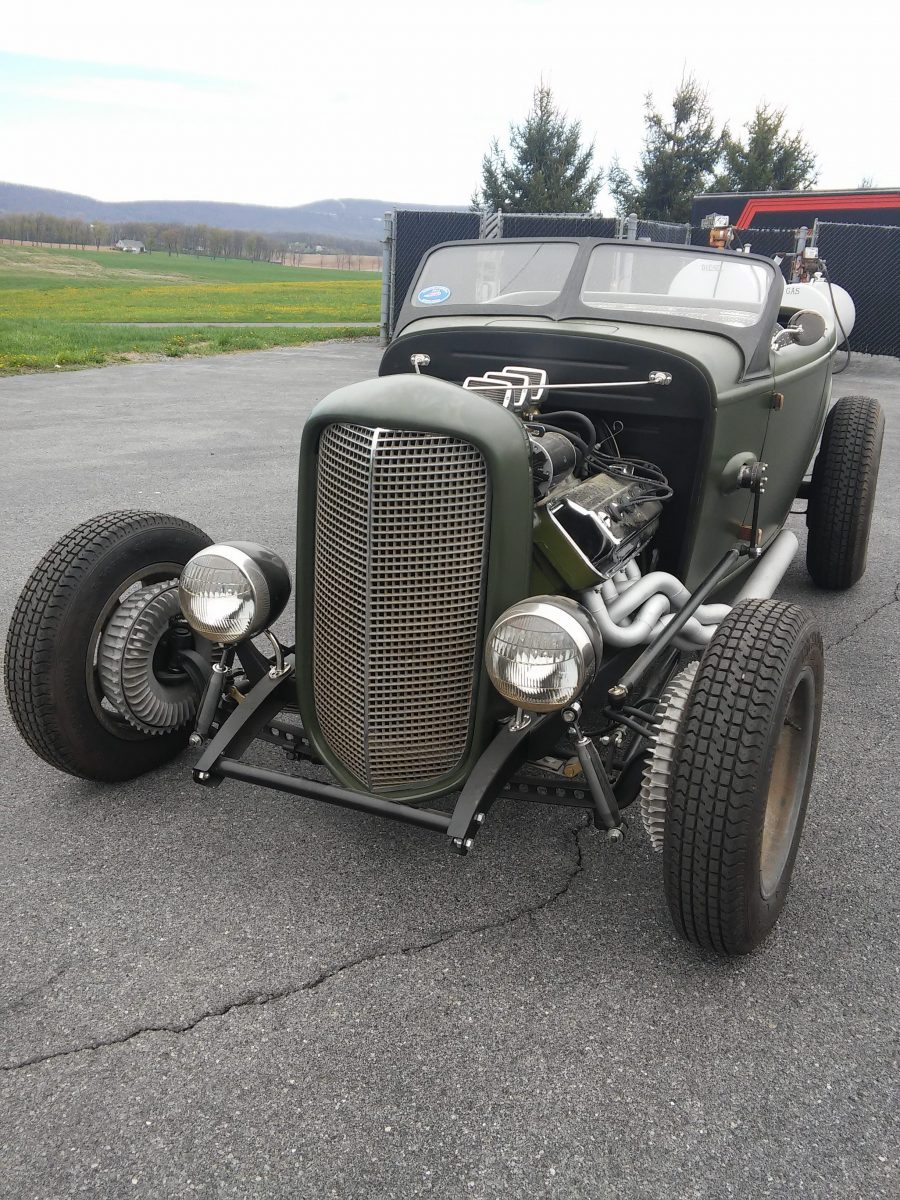 1932 FORD ROADSTER For Sale - Iron Horse Hot Rod & Cycles