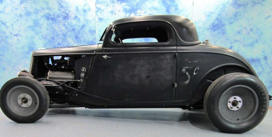 1934 ford 3 window coupe for sale iron horse hot rod for 1934 ford three window coupe for sale