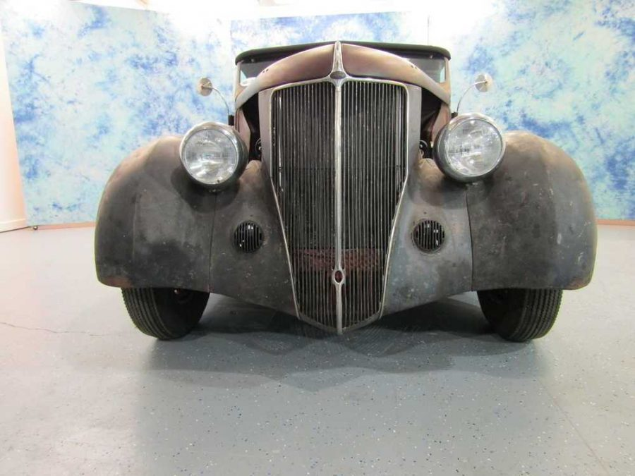 1936 FORD COUPE  CUSTOM ROADSTER 54169938