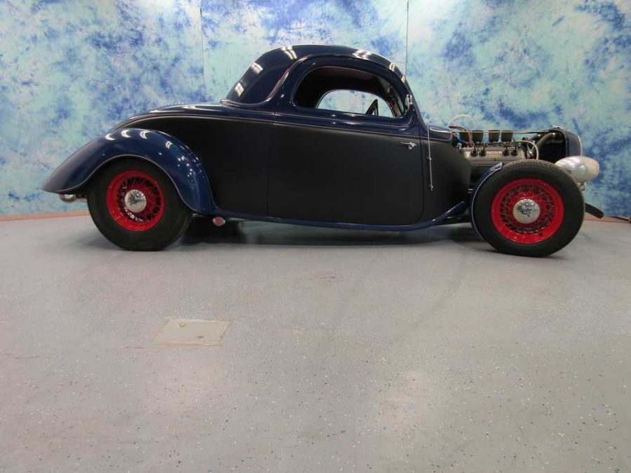 1935 FORD COUPE 3 WINDOW 1796107