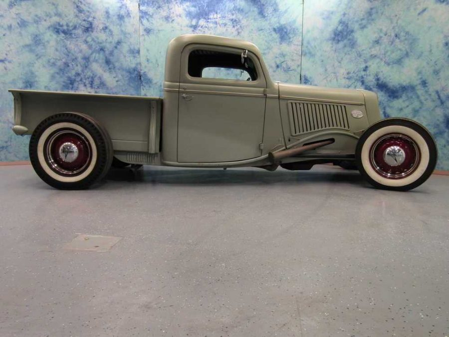 1935 FORD PICKUP SG9763PA