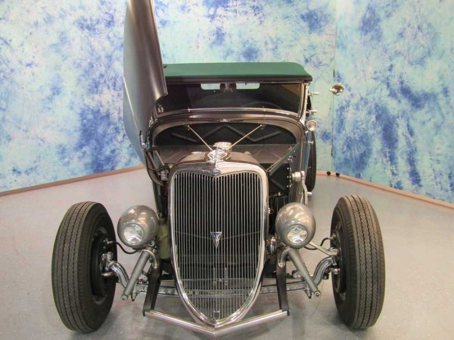 1934 FORD ROADSTER PICK-UP 40750l0063