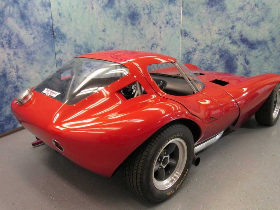 1965 BTM  CHEETAH BMT008