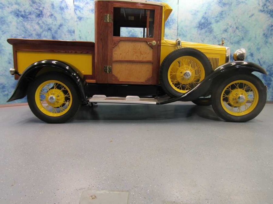 1927 FORD MODEL A PICKUP  130359