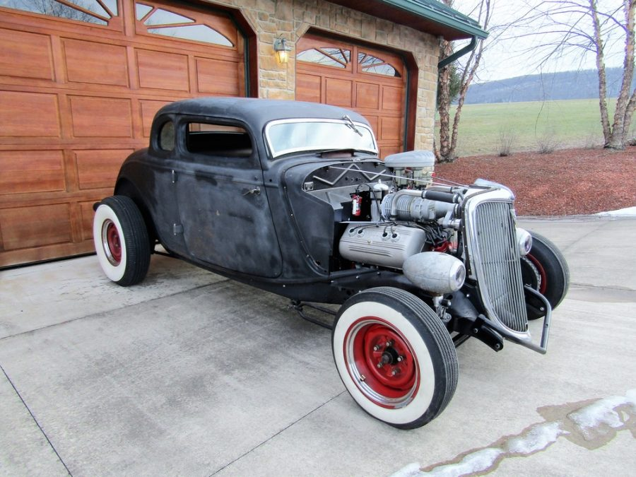 1934 ford 5 window coupe for sale iron horse hot rod for 1934 5 window coupe for sale