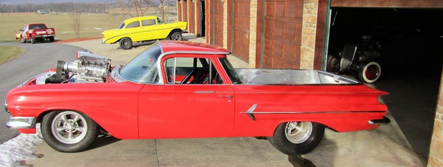 1960 CHEVY EL CAMINO 01280S290643
