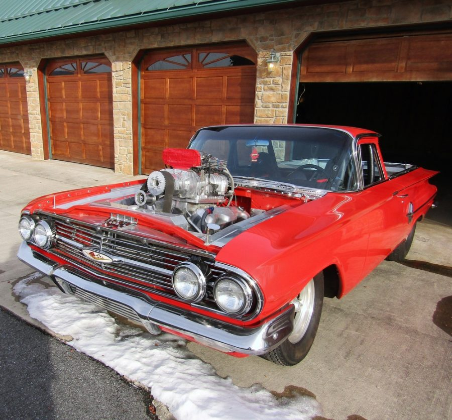 1960 Chevy El Camino For Sale Iron Horse Hot Rod Amp Cycles