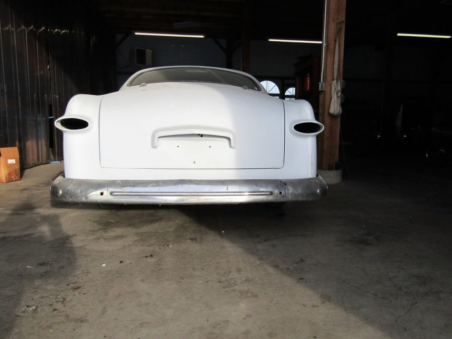 1950 FORD COUPE 146595 BODL