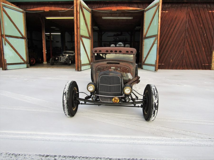 1928 FORD TRUCK 422703