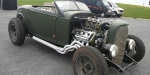1932 FORD ROADSTER 121510