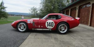 2011 SUPERFORMANCE 1966 DAYTONA COUPE SP26069LA