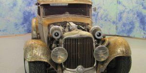 1934 DODGE PANEL VAN 8957917