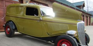 1934 FORD  SEDAN DELIVERY VAN 181829450