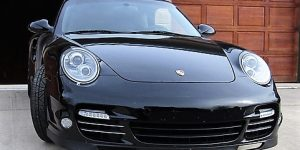 2011 PORSCHE 911 S TURBO CONVERTIBLE  WPOCD2A97BS773307