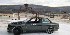 1987 BMW 5E WBAAB5403H9696234