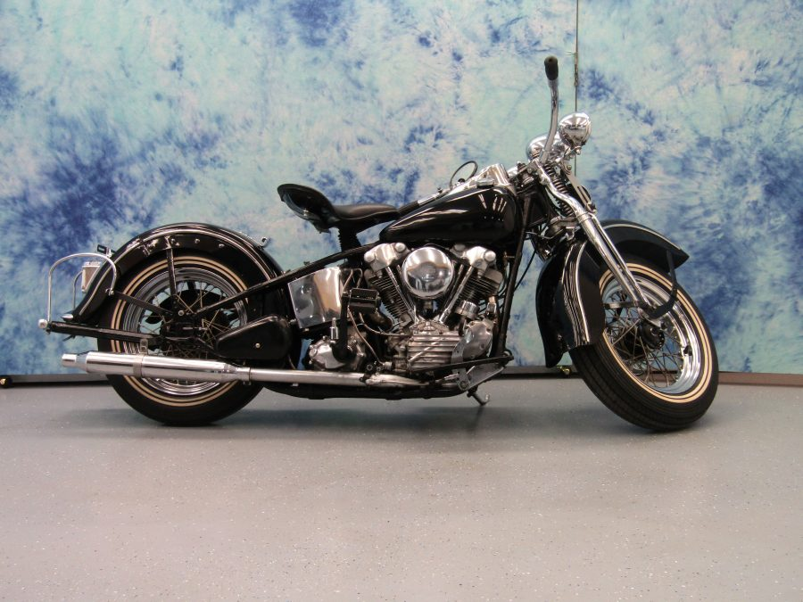 1937 HARLEY DAVIDSON EL For Sale - Iron Horse Hot Rod & Cycles