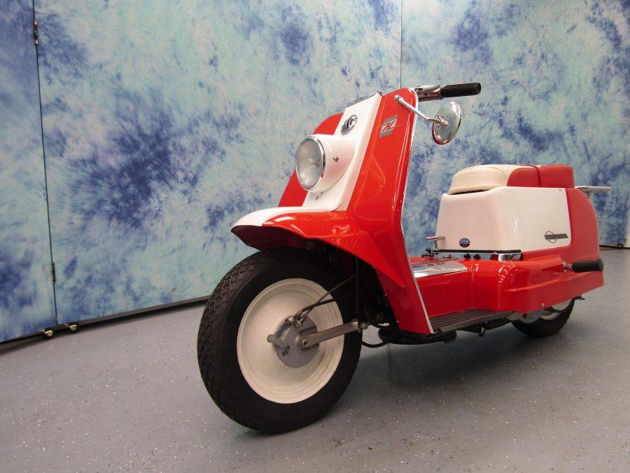 1965 HARLEY DAVIDSON TOPPER 01