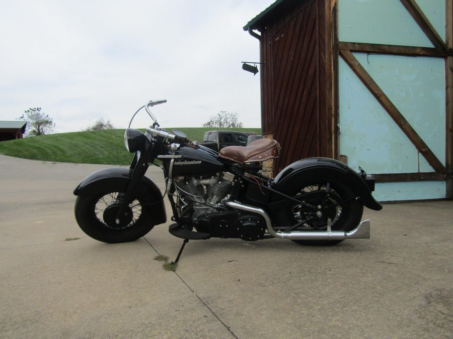1949 HARLEY DAVIDSON FL For Sale - Iron Horse Hot Rod & Cycles