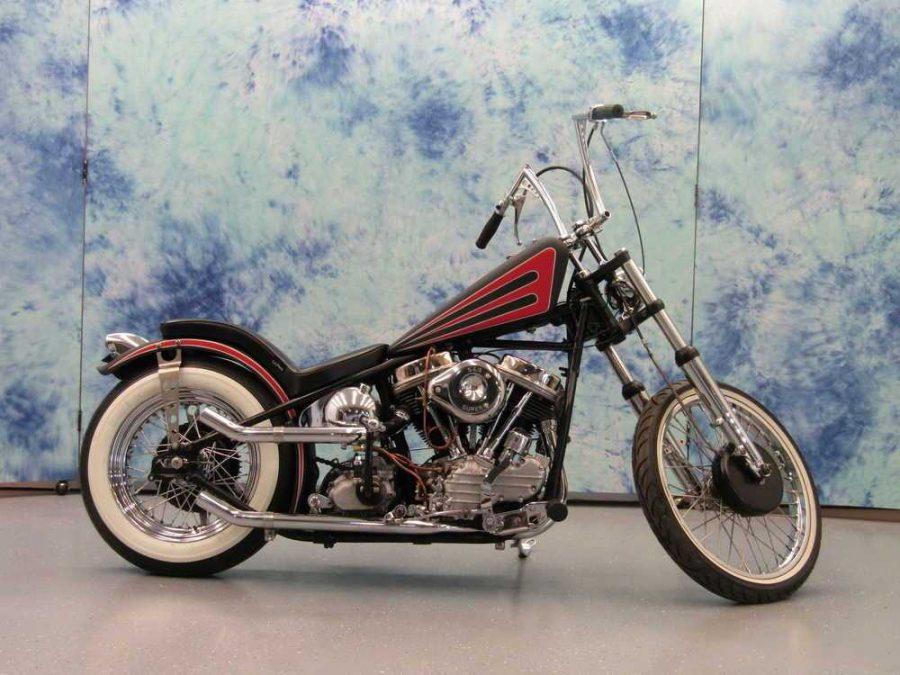 1953 HARLEY DAVIDSON FL 53FL2874