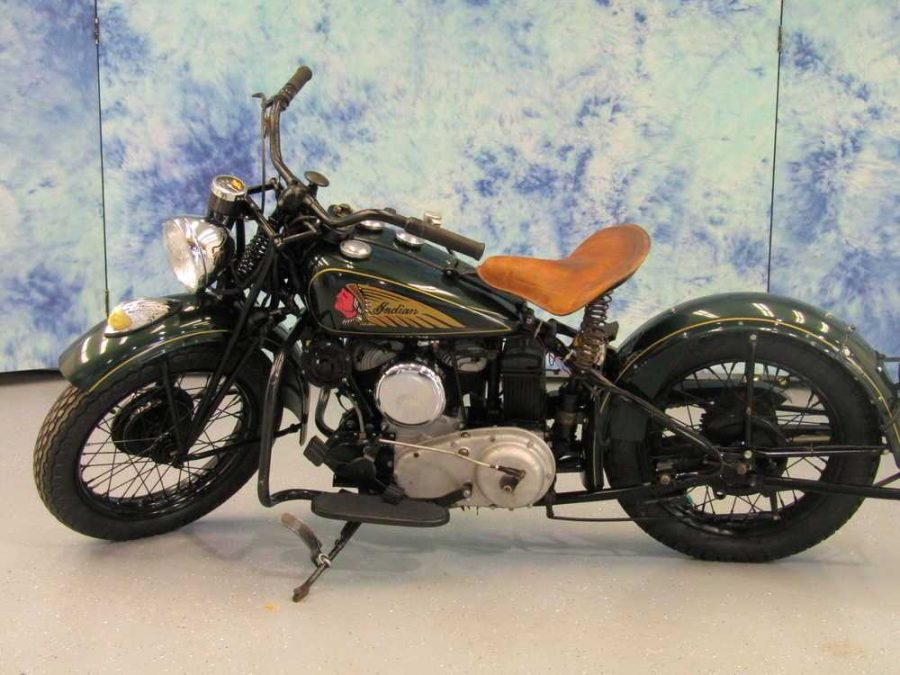1941 INDIAN SCOUT GDA27702
