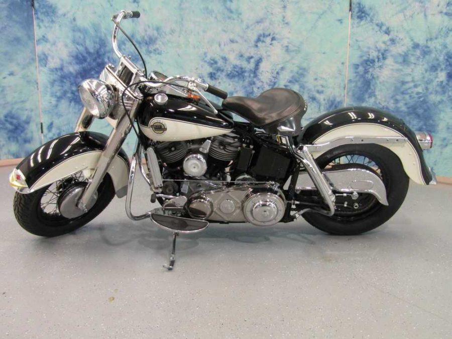 1958 HARLEY DAVIDSON FL 58FL1544