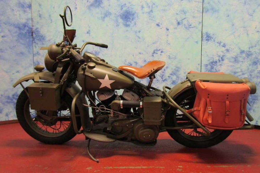 1942 HARLEY DAVIDSON WLA For Sale - Iron Horse Hot Rod & Cycles