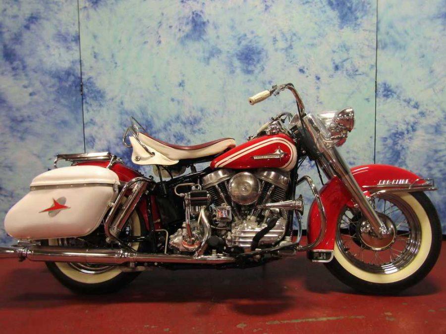 1961 HARLEY DAVIDSON FLH 61FLH9291