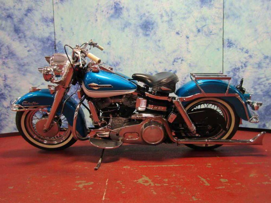 1965 HARLEY DAVIDSON FLH 65FLH11247