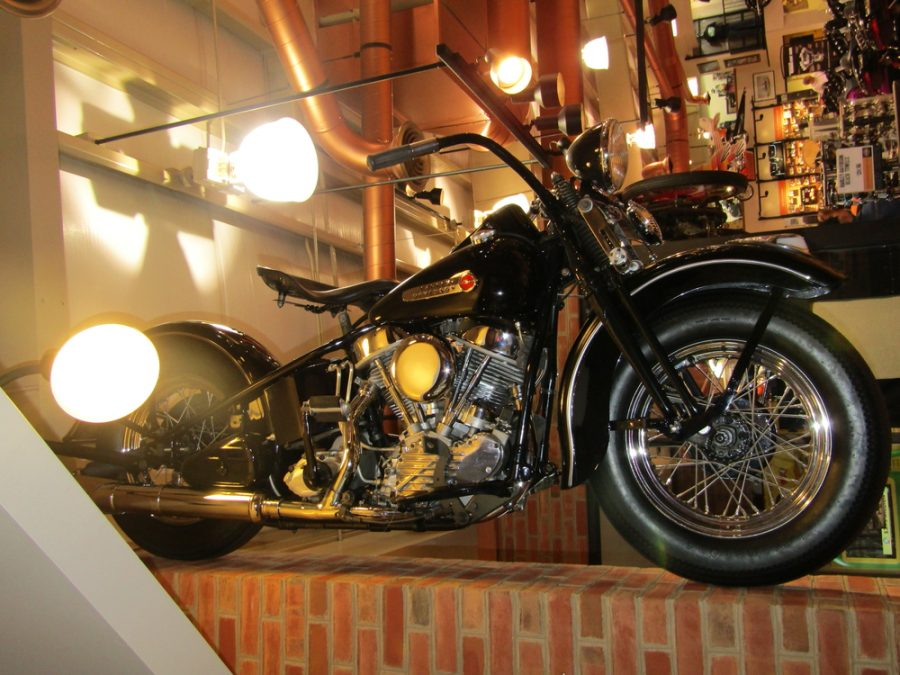 1948 HARLEY DAVIDSON EL For Sale - Iron Horse Hot Rod & Cycles
