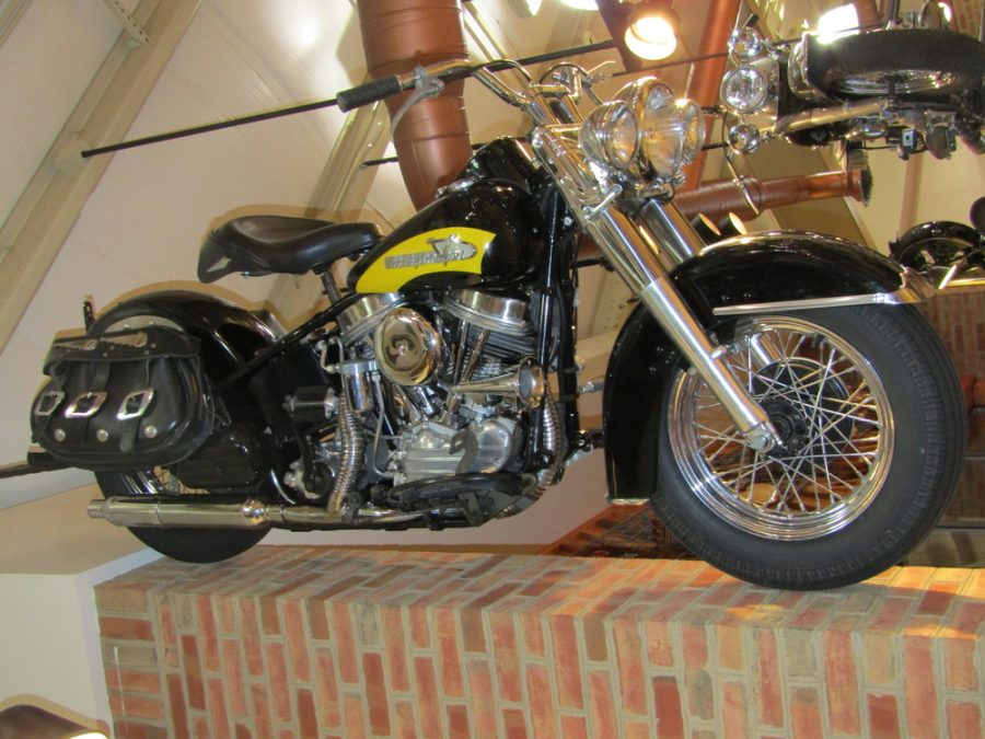 1956 HARLEY DAVIDSON FL 56FL2567