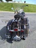 1965 Harley Davidson FLH 65FLH7385