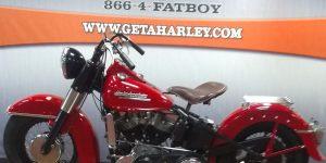 1951 HARLEY DAVIDSON FL 51FL5784