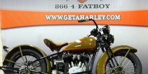 1932 HARLEY DAVIDSON VL 32VL5546