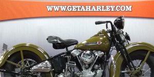 1947 HARLEY DAVIDSON FL 47FL10464