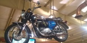 1970 BSA LIGHTING CD05490A65L