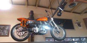 1973 HARLEY DAVIDSON XR 750 1C10053H7