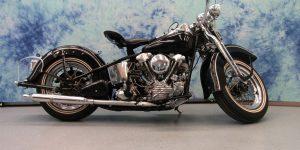1937 HARLEY DAVIDSON EL 37EL2684