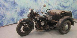 1957 HARLEY DAVIDSON G 57G1306