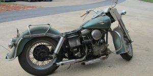 1965 HARLEY DAVIDSON FLH 65FLH5511