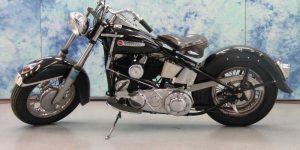 1950 HARLEY DAVIDSON FL 50FL10627
