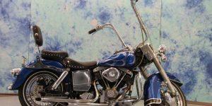 1976 HARLEY DAVIDSON FLH 2A52441H6