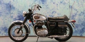 1965 BSA THUNDERBOLT A65T A65TC12285