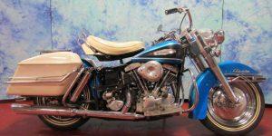 1968 HARLEY DAVIDSON FLH 68FLH14465