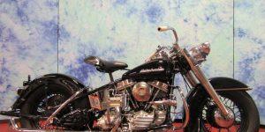 1954 HARLEY DAVIDSON FLE 54FLE2871