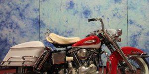 1966 HARLEY DAVIDSON FLH 66FLH6670