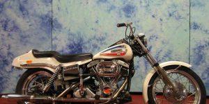 1971 HARLEY DAVIDSON  FX 2C12076HI