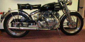 1949 VINCENT HRD C RAPIDE  RC4025