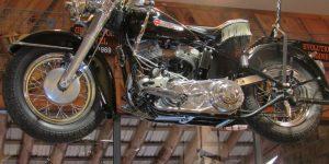 1950 HARLEY DAVIDSON FL 50FL9653